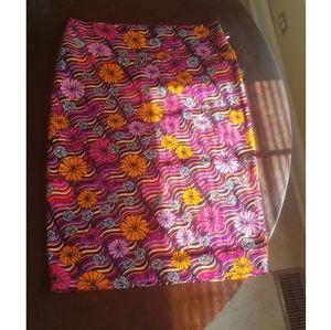 LuLaRoe Cassie pencil skirt  2/$40